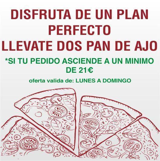 Disfruta de un plan perfecto